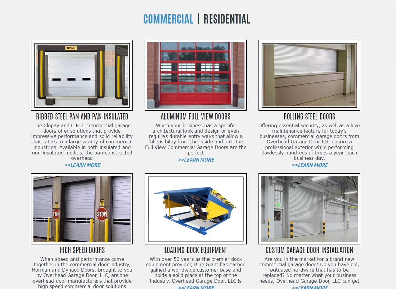 Big d creative overhead garagedoor llc big d creative for Overhead garage door okc