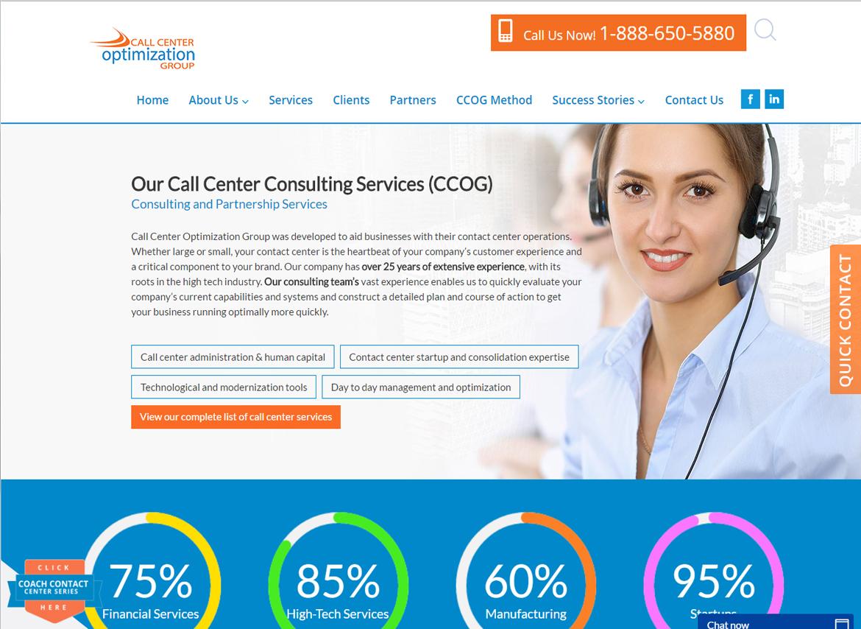 Big D Creative | Call Center Optimization Group - Big D Creative