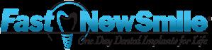 Fast New Smiles Logo
