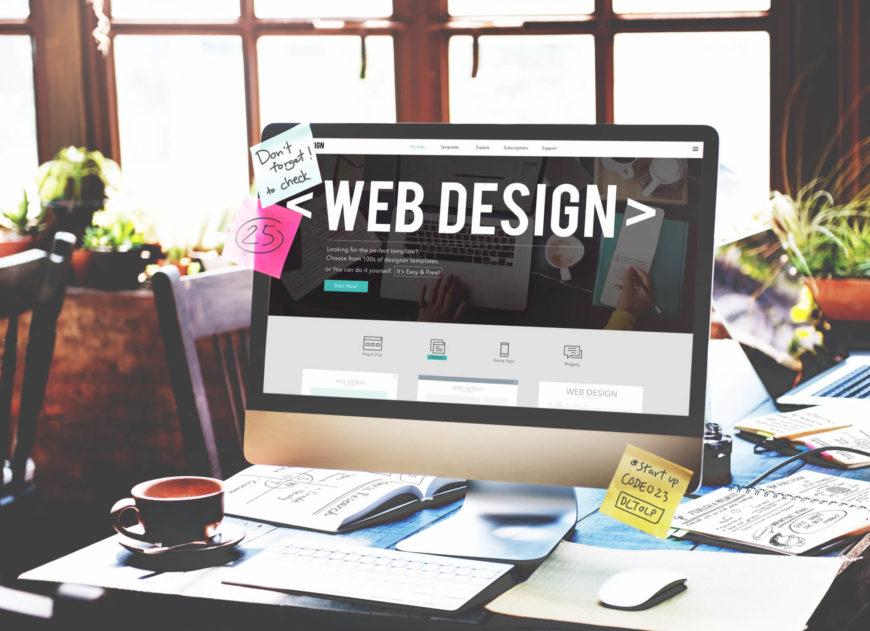Web Design Firm in Dallas