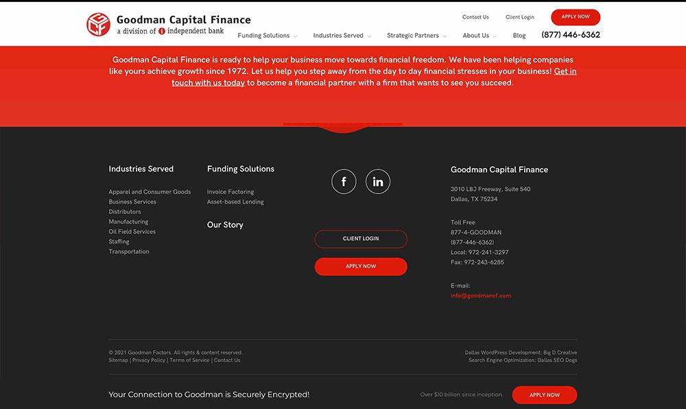 Goodman Capital Finance - Home 5