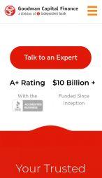 Goodman Capital Finance - Home Mobile